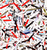 依頼完了後は一定期間を経て全ての資料を溶解による破棄を実施しております