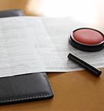スタッフとは守秘義務契約を結び万が一破った場合には罰則事項も設けてあります