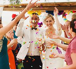 結婚式・二次会代理出席